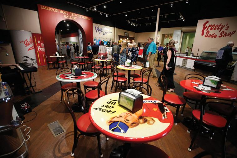Bigger better dr pepper museum expands at 25 year mark for Window world waco
