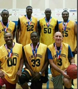 Senior hoopsters take Texas state title