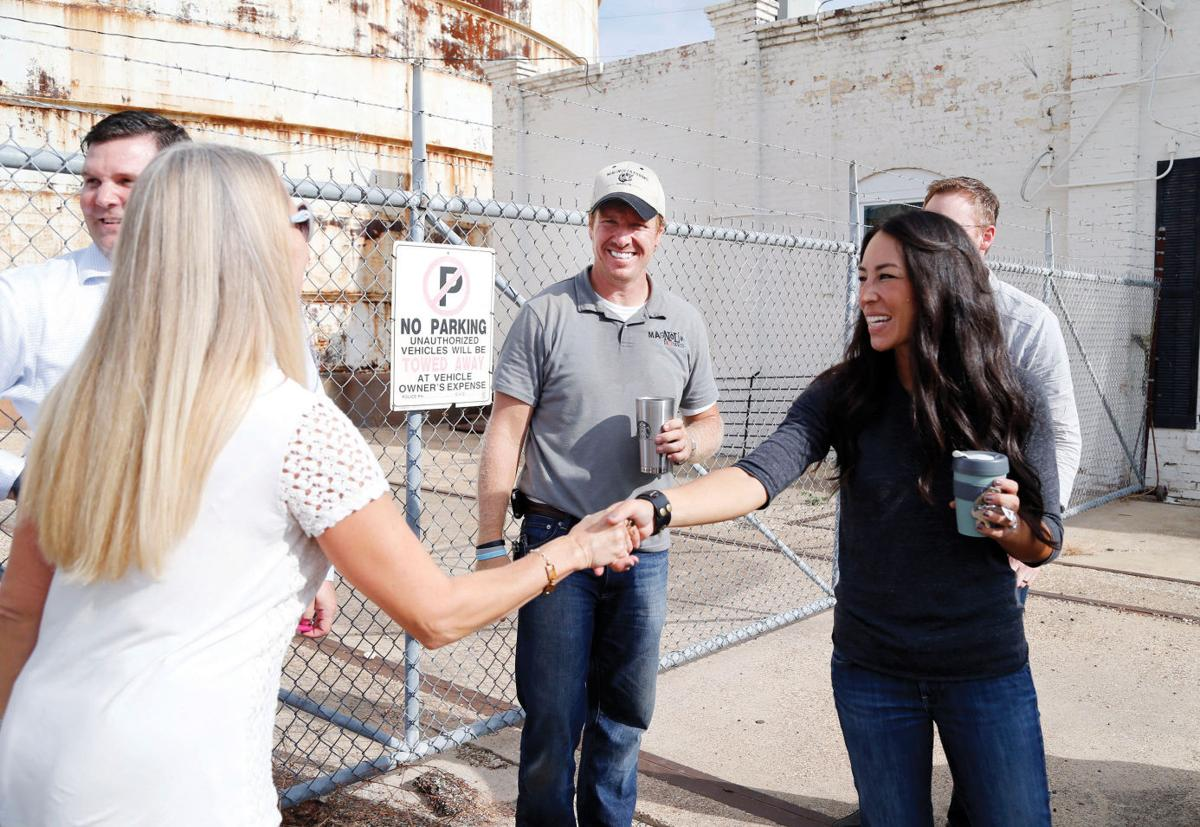 Persons Of The Year Chip Joanna Gaines Showcase Waco In