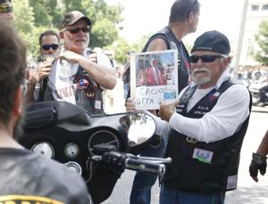 Bikers to rally in effort to 'Sink Swanton'