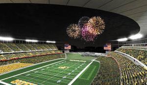 Brice Cherry: New stadium's benefits extend far beyond 'Baylor Bubble'