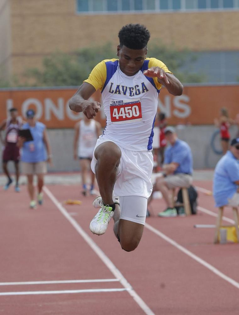 Area 4a teams steal the show at 2nd day of state track for Marstaller motors waco texas