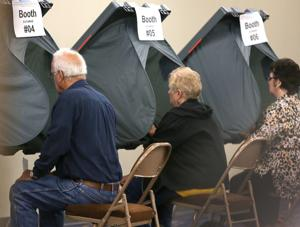 May 9 elections will offer choice of polling locations