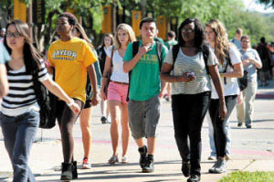 Baylor enjoys 2nd straight year of record enrollment; TSTC, MCC numbers dip
