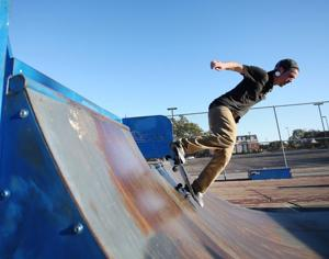 new skate park ra4