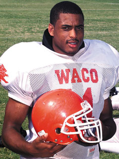 Ex waco high star johnson puts name on kickoff classic for American classic homes waco tx