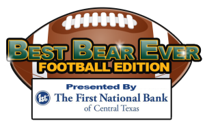 Baylor football contest graphic