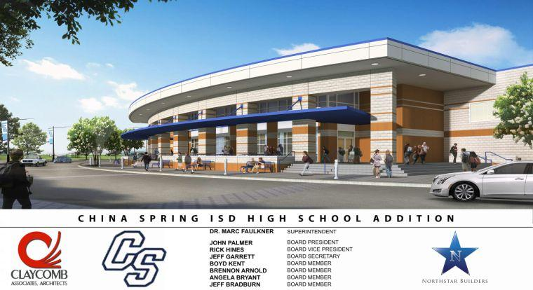 China Spring Isd Expanding Classrooms Extracurricular
