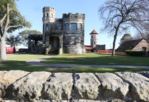 Work begins to bring cottonland castle into 21st century for How far is waco texas from austin texas