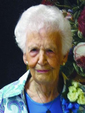 Blackburn Ila Mae Obituaries