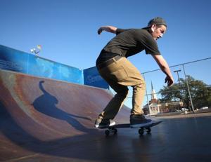 new skate park ra3