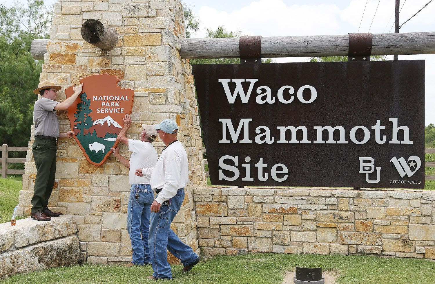 More Development Research Expected Soon At Waco Mammoth National