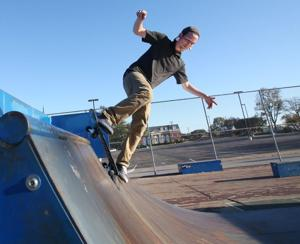 new skate park ra2
