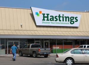 hastings declares bankruptcy waco store could close business. Black Bedroom Furniture Sets. Home Design Ideas