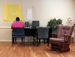 Waco's Family Abuse Center: Women seek a life free from violence