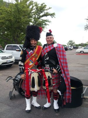 Denton pipers