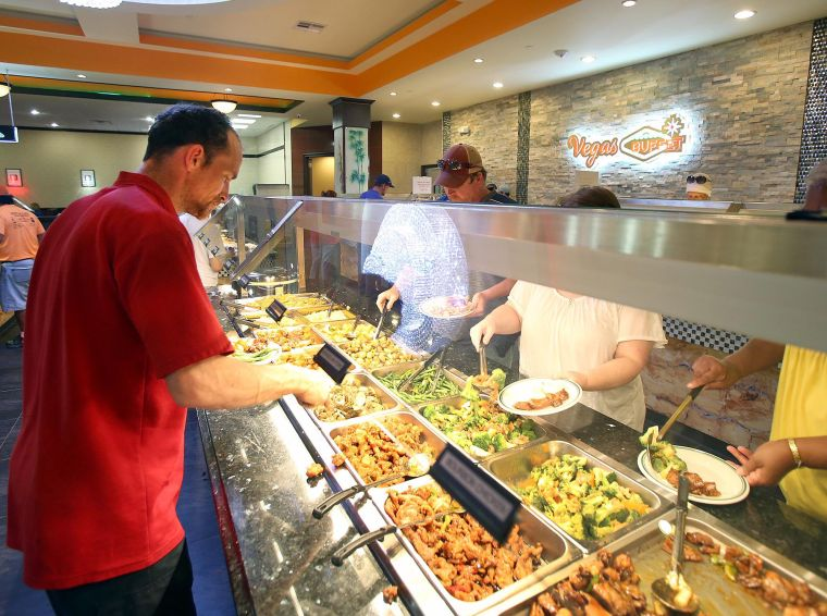 las vegas asian buffet