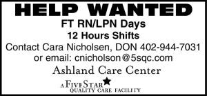 Ashland Care Center - LPNs