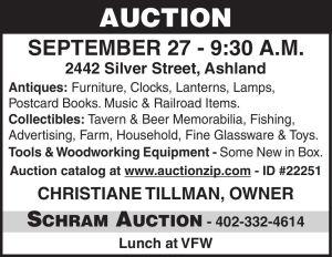 Schram Auction