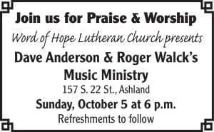 Word of Hope Music Ministry