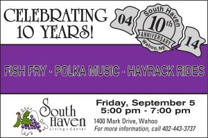 South Haven - Celebrating 10 Years