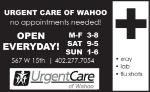 Wahoo Urgent Care