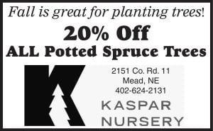 Kaspar Tree Farms