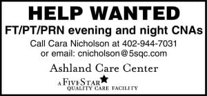 Ashland Care Center - CNAs