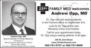 23rd Family Med - Dr. Andrew Opp