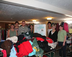 Coat drive spreads warmth to Ashland