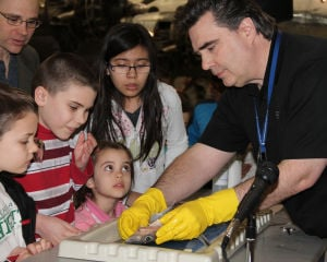 '60 Days of Science' kicks off at museum