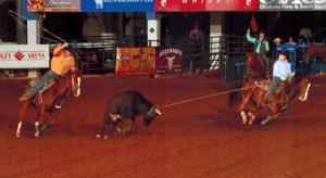 Luetkenhaus achieves rodeo championship dream