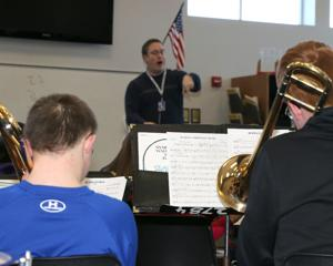 AGHS concert band to play for state convention