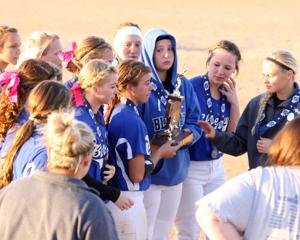 Trophies, smiles, tears define state experience