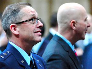 Bohac humbled to continue as adjutant general