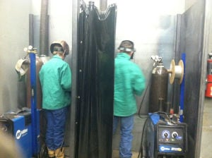 Project ignites ag students' passion for welding