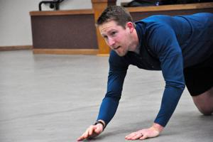 Boot camp an option for new year fitness