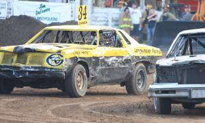 Fairgrounds to play host to figure 8 championships