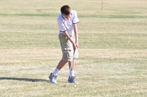 Waverly Golf takes advantage of nice weather