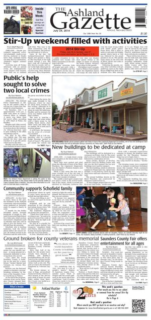 Ashland Gazette