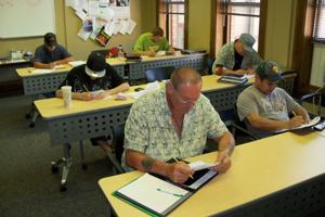 Veterans Educational Training opportunity at NDSCS