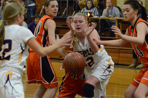 tintah girls Class b girls basketball district tournaments by tribune sports staff feb 25  #6 fairmount-campbell-tintah 45 at sargent central activity center.