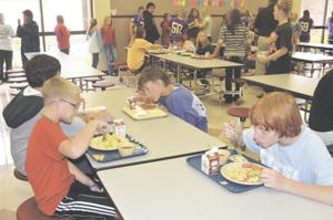 Are school lunches making the grade?