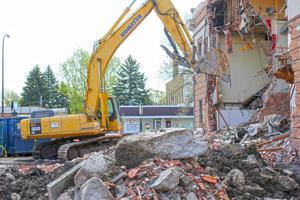 Demolition – Day 2
