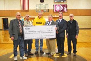 C-T School receives $135K in rebates