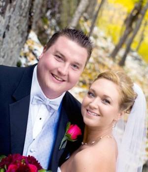 Hyatt-Young wedding