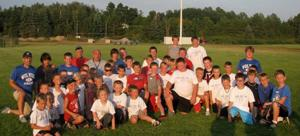 There were 38 youth who attended the two-day camp.