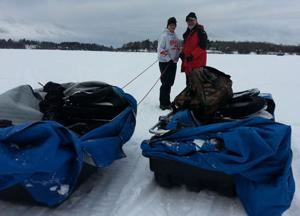 Make your preparations for ice fishing now before the season gets underway as first-ice is always the best fishing of the winter.