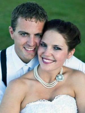 Tri-Senenfelder wedding