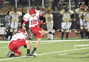 Preston kicks it 50